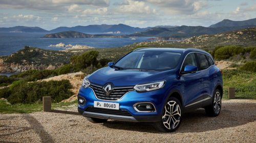 Nuova Renault Kadjar 2019: aumentano efficienza e tecnologia