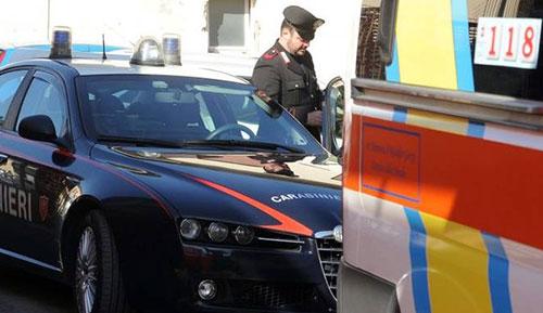 Lasciato dalla moglie tenta il suicidio, salvato da un poliziotto