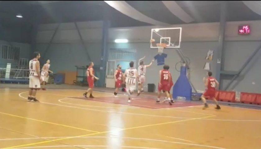 La Hippo Basket Salerno ritrova il sorriso in casa della Viva Basket Free Casavatore