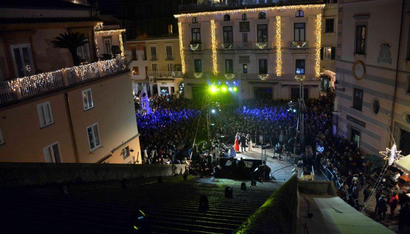 Amalfi: Capodanno in piazza con Luchè ed a mezzanotte i fuochi dal mare
