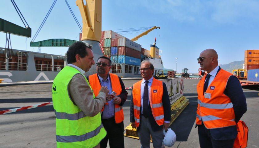 """Agostino Gallozzi: """"Porto di Salerno in salute nonostante il mancato avvio dei lavori di riqualificazione"""""""