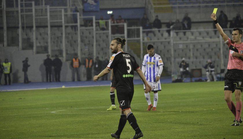 """Carpi, Pezzi: """"Non sottovalutiamo la Salernitana, è una squadra capace di tutto"""""""