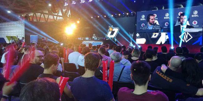 Salerno Guiscards, il team GEC parteciperà alla ESL Vodafone Championship di League of Legends