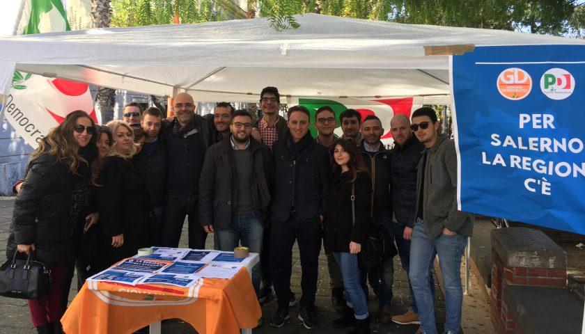 I giovani del Pd di Salerno organizzano una raccolta di giocattoli per la Parrocchia San Leonardo