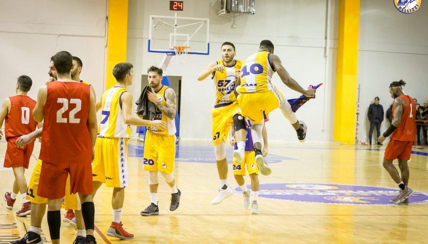 Il Basket Bellizzi riceve il Basket Club Irpinia. Sanfilippo: «Lavorando sodo, il primato deve diventare attitudine»