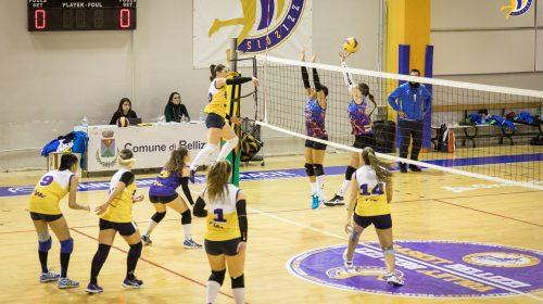Il Volley Bellizzi impegnato in casa con la VolAlto San Nicola. Meneghetti: «Sarà una partita difficile e spettacolare, tra due ottime squadre»