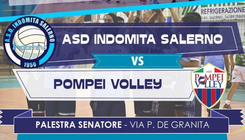 """Ultima dell'anno per l'Indomita. C'è Pompei alla Senatore. Coach Capriolo e l'atleta Zucchi: """"Match difficile, puntiamo ad ottenere risultato di prestigio"""""""