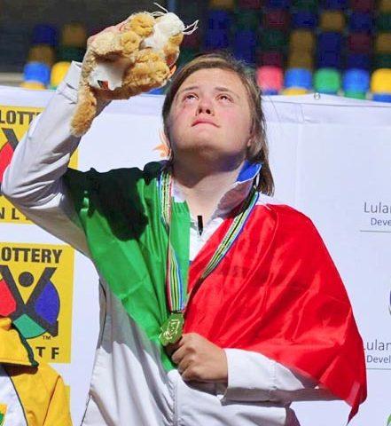 Sport paraolimpico: weekend nel Vallo di Diano per la plurimedagliata Nicole Orlando