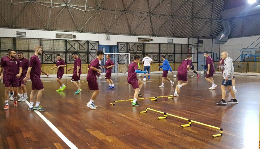 Alma Salerno, voglia di riscatto contro il Futsal Capurso