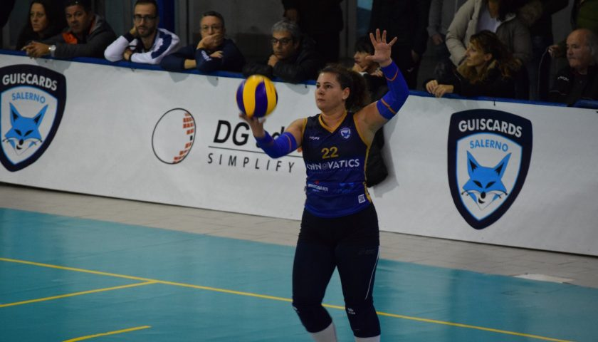 "Salerno Guiscards, il team volley ospita alla palestra ""Senatore"" la Elisa Volley Pomigliano"