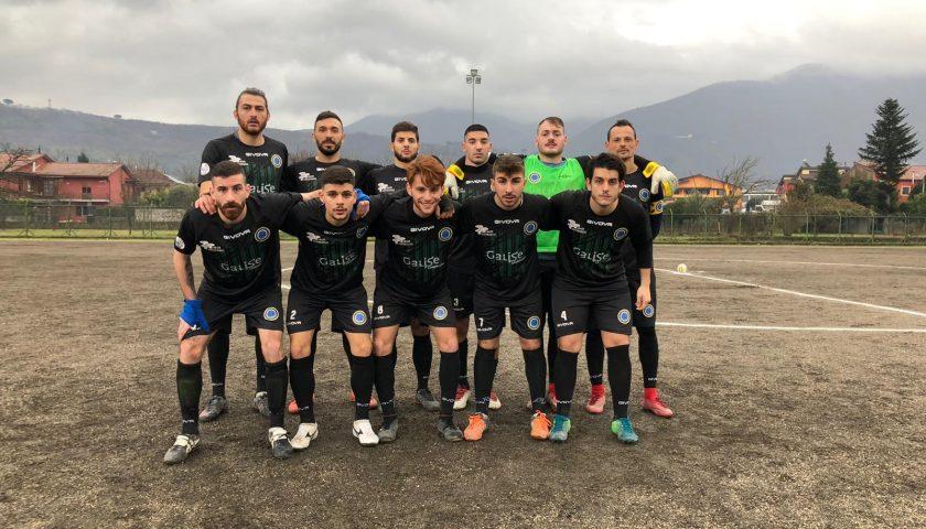 Si chiude con l'ennesimo successo il 2018 dello Sporting Audax San Severino: battuto a Montoro il Real San Felice