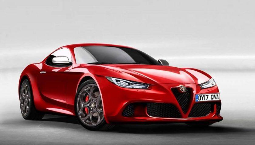 Novità FCA: un nuovo 6 cilindri per Alfa Romeo e Jeep?