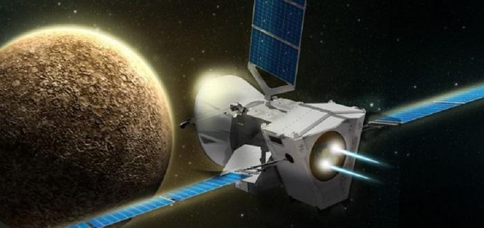 La sonda Bepi Colombo ha acceso i suoi motori del futuro