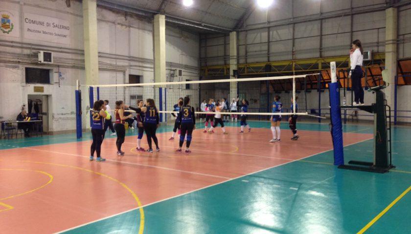 Salerno Guiscards, il team volley batte Pozzuoli al tie break ma viene eliminato dalla Coppa Campania