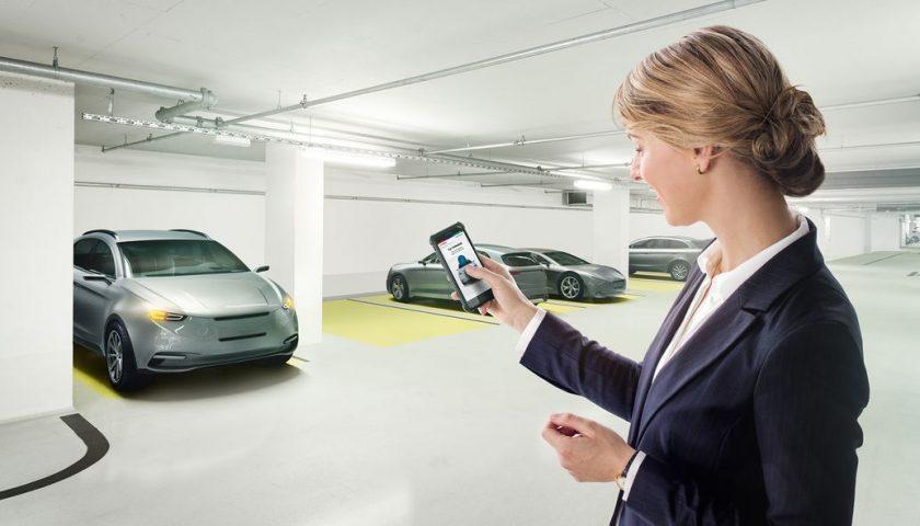 Furti d'auto: Bosch propone la chiave virtuale