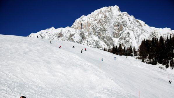 Turismo, cresce la spesa per le vacanze invernali: +12%