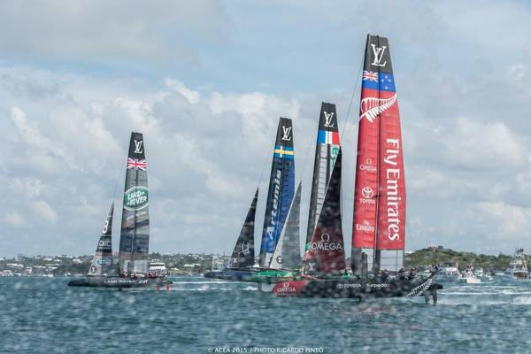 Vela: 2019 intenso, al via le America's cup World series