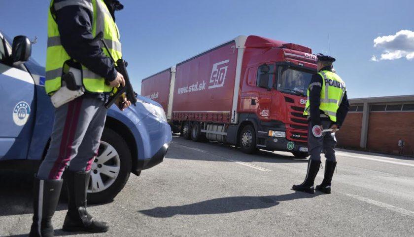 Truffa dei Tir: arresti a Milano, Verona e Salerno