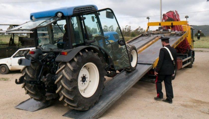 Furti di trattori e mezzi agricoli in aumento: presto rete di videosorveglianza
