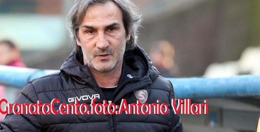 """Salernitana, Gregucci: """"Migliorare gli aspetti che ci vedono ancora in difficoltà"""""""