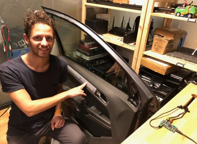 HyperSurfaces, la tecnologia che rende 'touch screen' ogni superficie