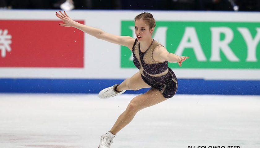 Pattinaggio artistico, Carolina Kostner salta gli Europei, ma il mirino è già puntato sui Mondiali di Saitama