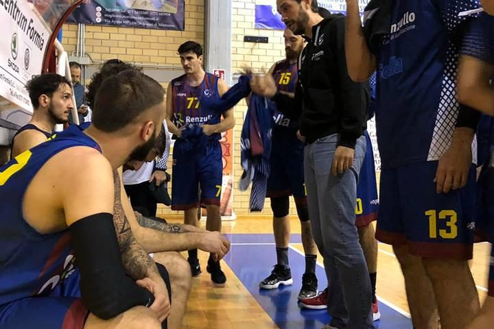 Continua la marcia della Virtus Arechi Salerno, Basket Scauri ko