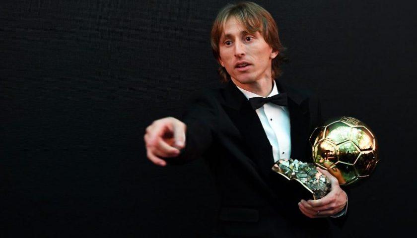 """Pjaca si congratula con il Pallone d'Oro Modric: """"Indubbiamente il tuo anno, capitano"""""""