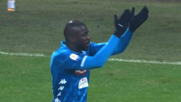 Inter: due gare a porte chiuse. Due giornate a Koulibaly e Insigne