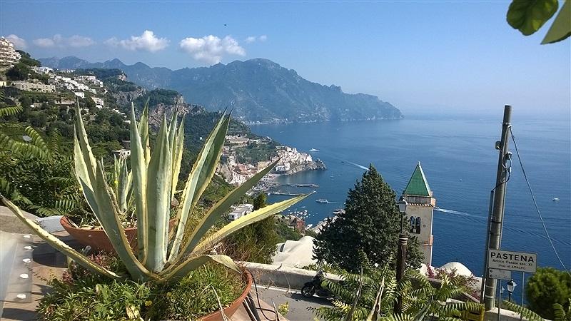 Amalfi: a Pogerola scatta l'operazione restyling