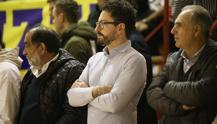 Basket Bellizzi, Patron Pellegrino: «Dobbiamo avere fame di vittoria in ogni partita»