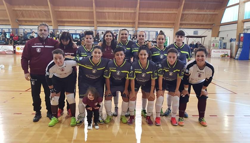 LaSalernitana Femminile torna al successo, vittoria nel derby con il Nuceria