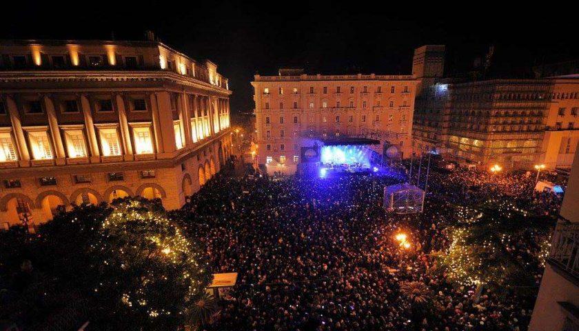 Salerno, comincia il count down per il Capodanno in piazza