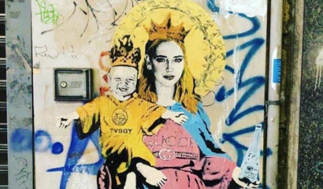 Murales a Milano: da Porsche a Banksy