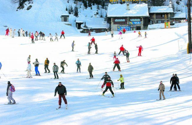 Turismo, Natale da record in Valtellina