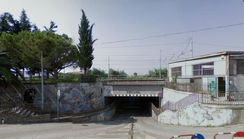 Pontecagnano, sottopasso di via Torino: il sindaco Lanzara sollecita la società elettrica ad accelerare i tempi