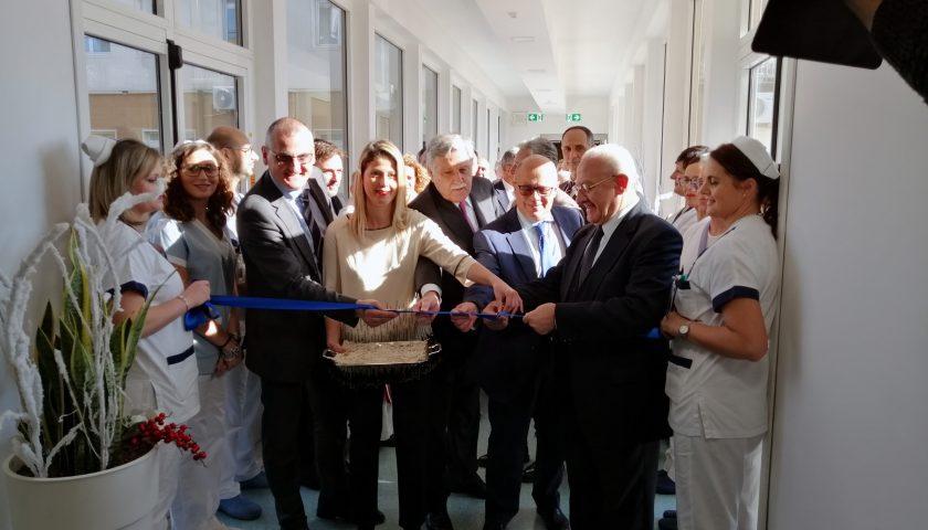 Inaugurato il reparto Unità Gravi Cerebropatie al Campolongo Hospital di Eboli