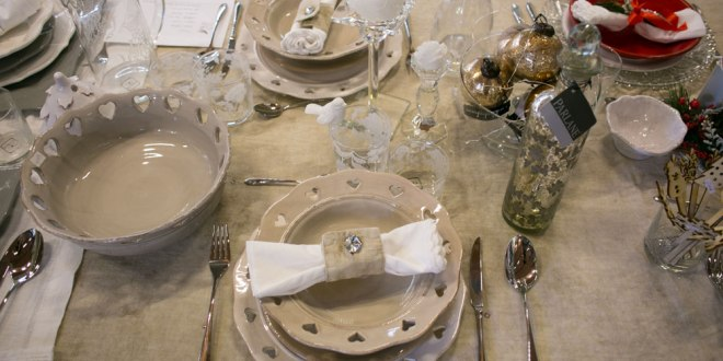 Ecco come preparare la tavola per il cenone