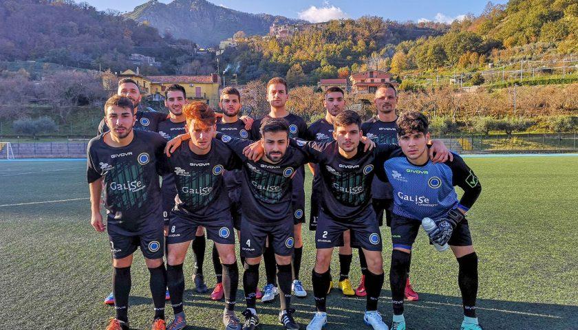 Prima Categoria –  Girone E: nel recupero dell'8a giornata lo Sporting Audax vince in casa del Valentino Mazzola e si piazza al secondo posto