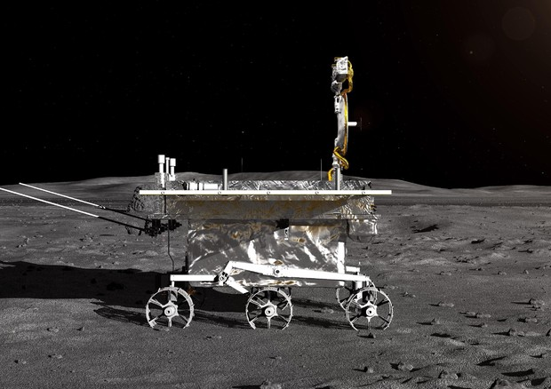Sonda cinese sulla faccia nascosta della Luna