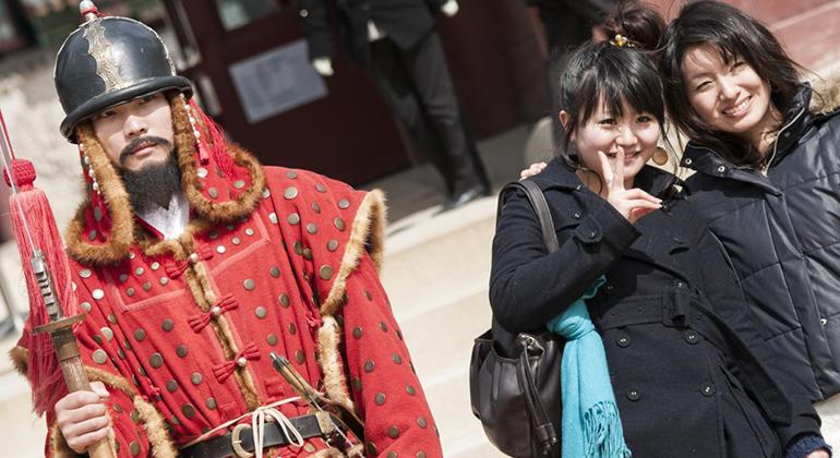 Viaggi internazionali, l'Asia guida la crescita