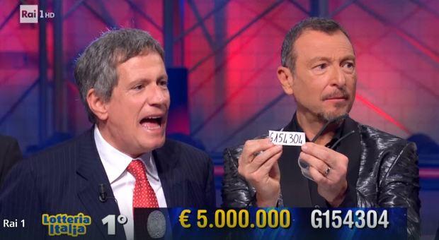Pioggia di soldi su Salerno: vinti alla Lotteria Italia ben 5 milioni e 200mila euro