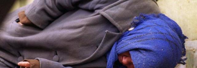 Allarme neve, assistenza mobile per poveri e senzatetto