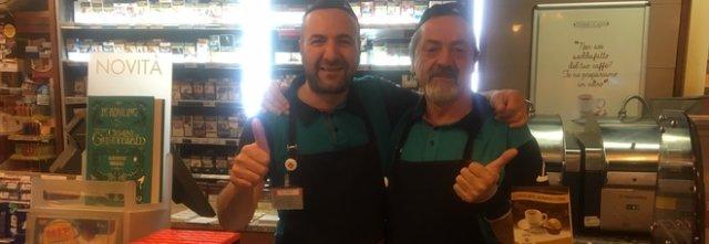 Lotteria Italia, festa a Sala Consilina: «E speriamo si ricordino di noi»