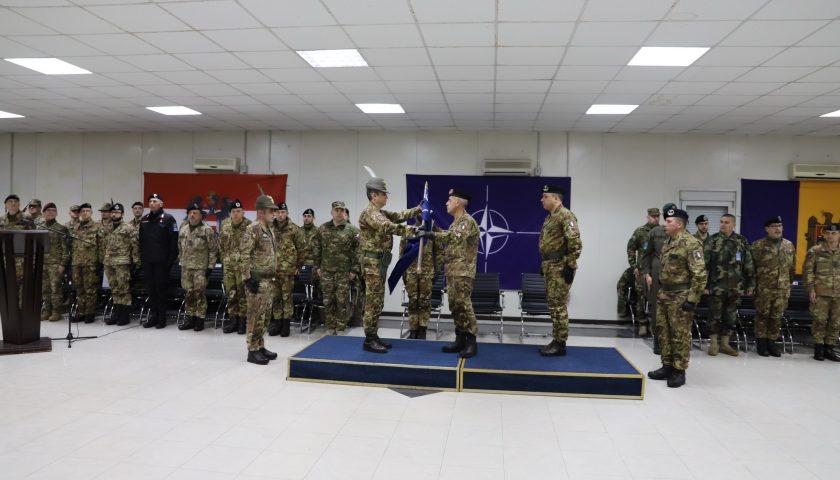 Kosovo: al Reggimento Logistico Garibaldi di Persano la responsabilità del Gruppo Supporto di Aderenza