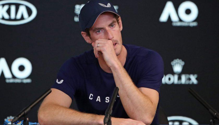 Andy Murray annuncia in lacrime il suo ritiro dal tennis