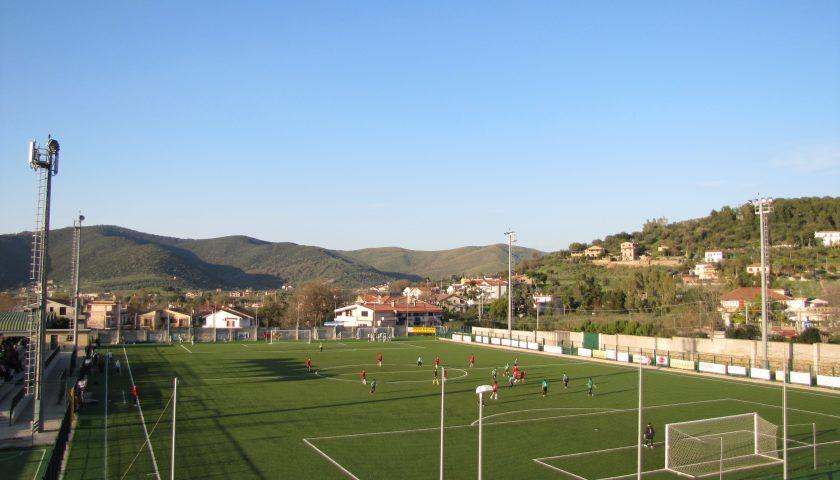 """Castellabate: il campo sportivo """"A. Carrano"""" candidato al bando Coni per finanziare i lavori di ampliamento"""