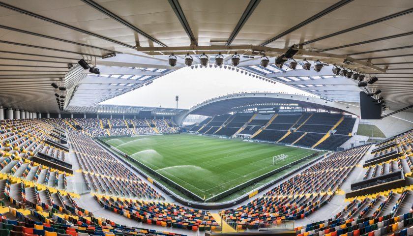 Calcio & Turismo: da sabato allo stadio dell'Udinese in vetrina tutta l'offerta enogastronomica, culturale e turistica del Friuli