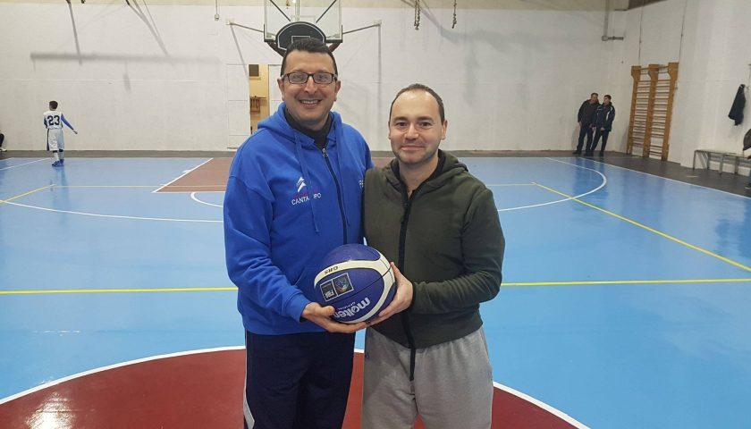 Volto nuovo in casa Hippo: Francesco Dragonetto entra a far parte dello staff del Settore MiniBasket