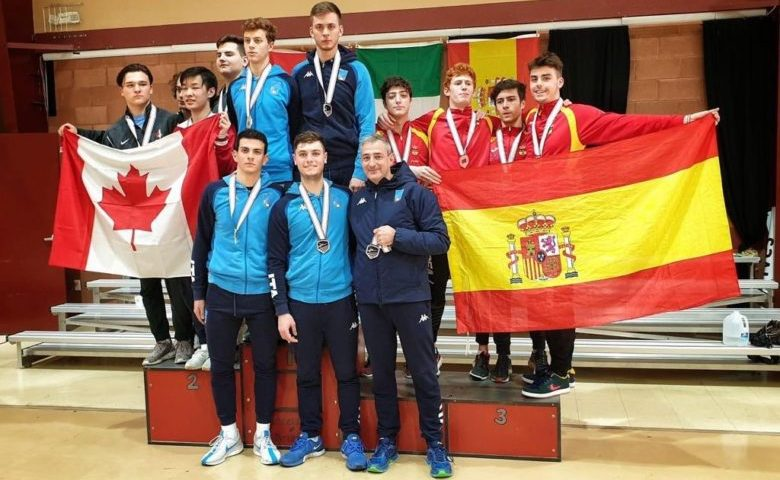 Scherma, salernitani protagonisti in Coppa del Mondo Under 20